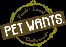 pet wants charlotte logo